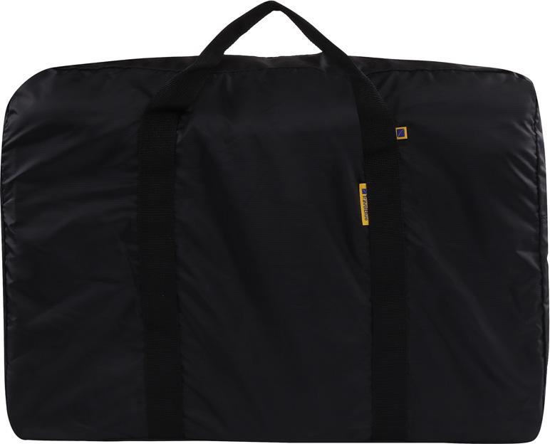 Сумка дорожная Travel Blue Folding Carry Bag, цвет: черный, 30 л сумка дорожная travel blue large carry bag цвет черный 48 л