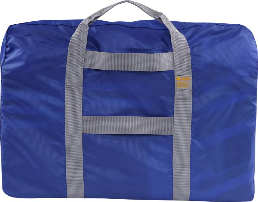 Сумка дорожная Travel Blue Folding Carry Bag, цвет: синий, 30 л сумка дорожная travel blue large carry bag цвет черный 48 л