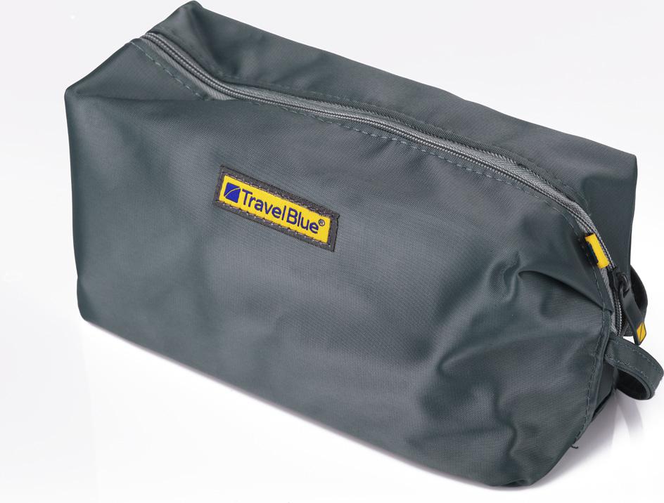 Сумка для ванных принадлежностей Travel Blue Wash Bag, цвет: черный, 13 x 21 x 9 см сумка red fox journey цвет черный 9 x 21 x 9 см