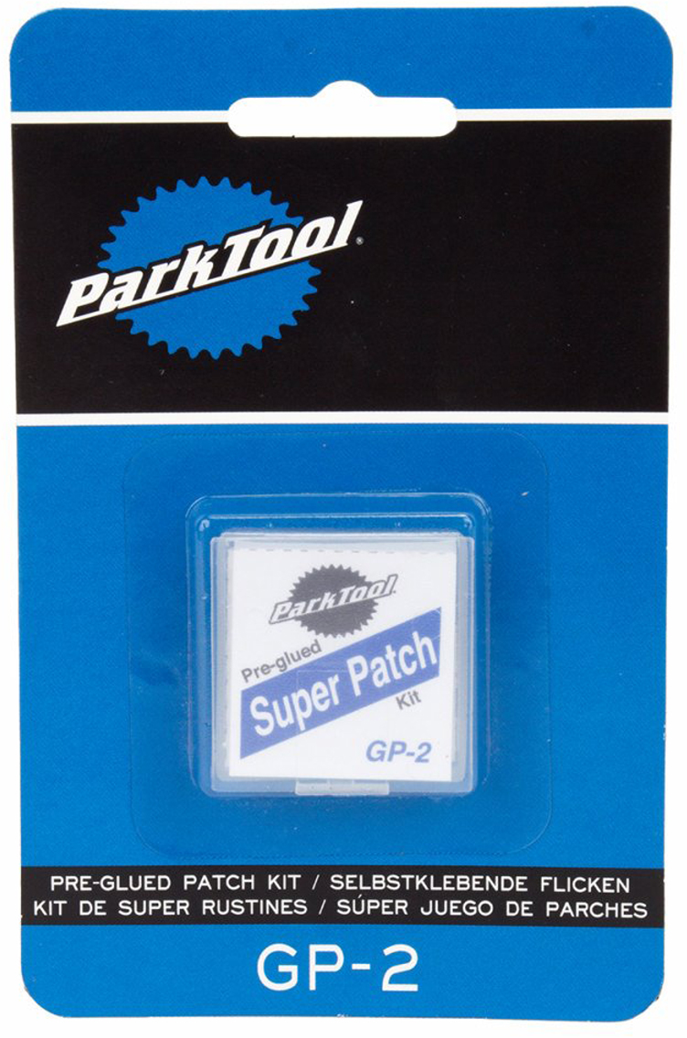 Заплатки для камер Park Tool Super Patch, 6 шт
