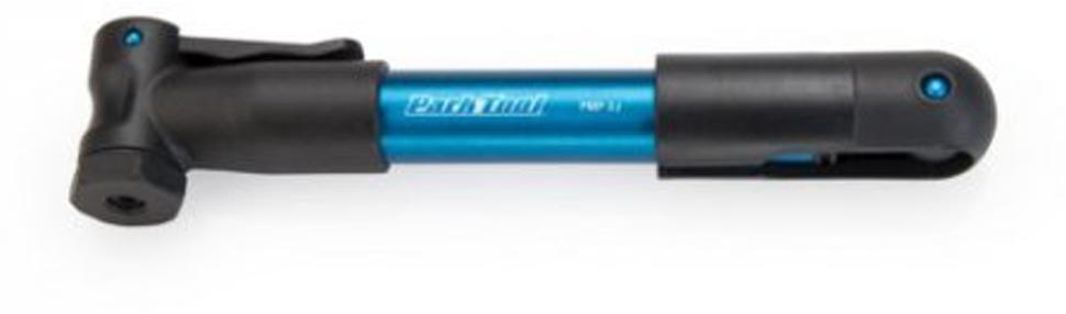 Насос велосипедный Park Tool Микро, карманный, цвет: синий