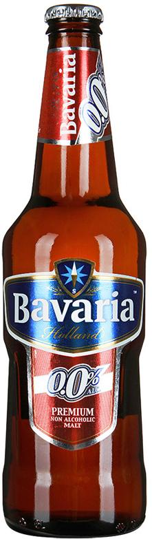 Bavaria Пиво безалкогольное, 0,5 л rimuss secco шампанское полусухое безалкогольное 0 75 л