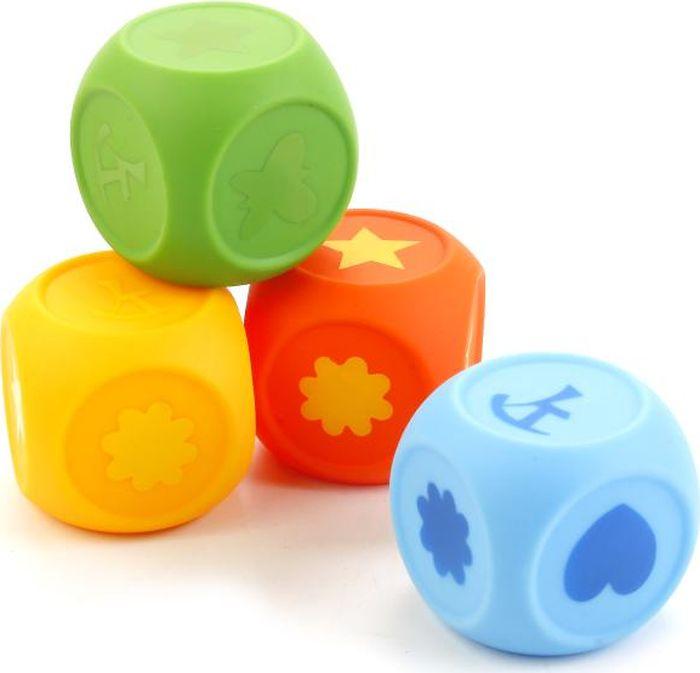 Играем вместе Набор игрушек для ванной 4 шт LXN1-2-3-6 цена