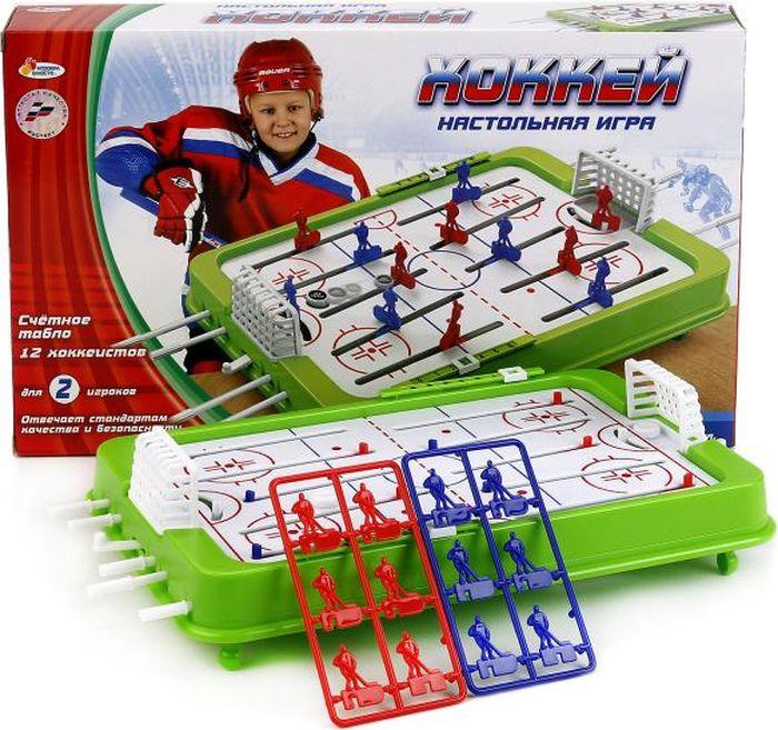 Играем вместе Настольная игра Хоккей B1535129-R настольная игра играем вместе узнай кто