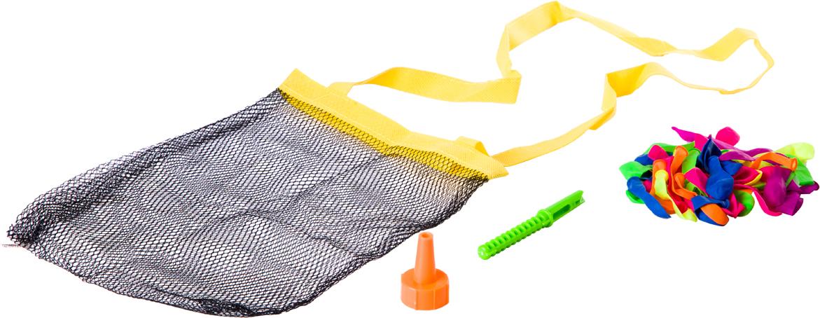 Bondibon Игрушка для ванной Играем в воде Водяные бомбочки 50 шт bondibon игрушка для ванной играем в воде утенок цвет желтый