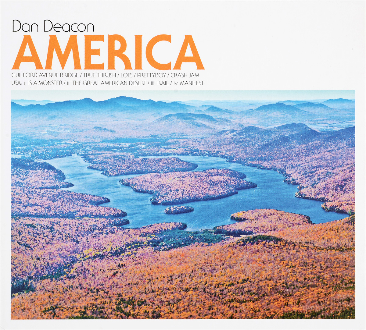 цена на Дэн Дикон Dan Deacon. America (CD)