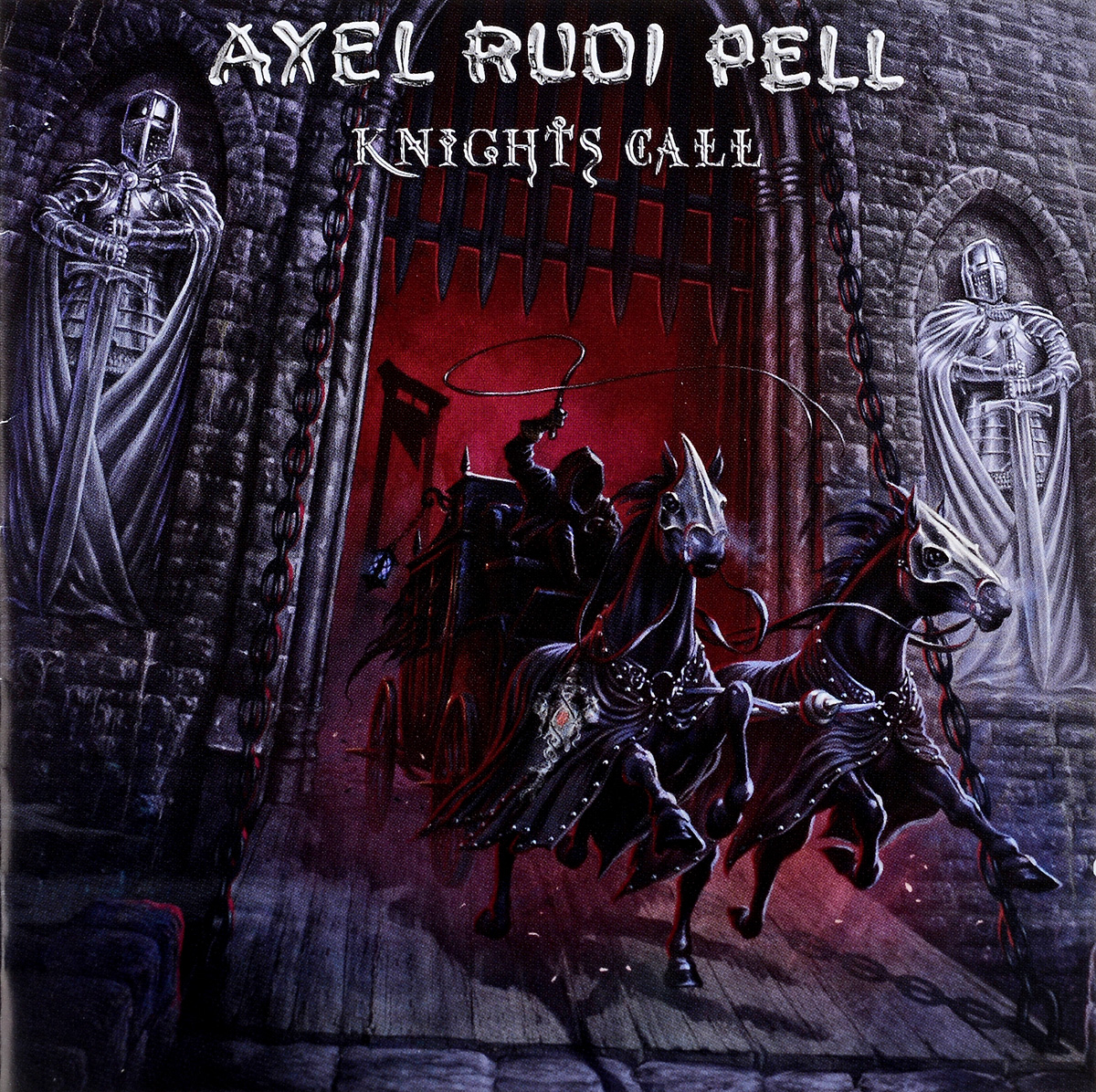 Аксель Руди Пелл Axel Rudi Pell. Knights Call (CD)