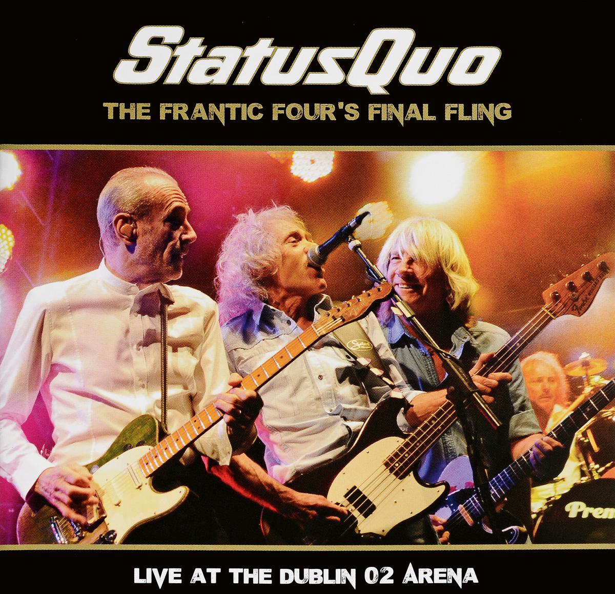 Status Quo Status Quo. Frantic Four's Final (2 CD) status quo status quo hello deluxe edition 2 cd
