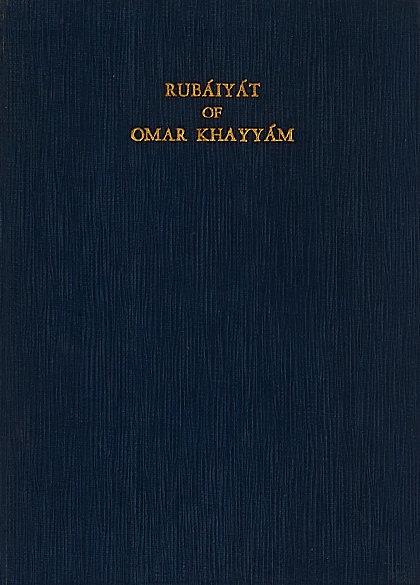 Omar Khayyam Rubaiyat of