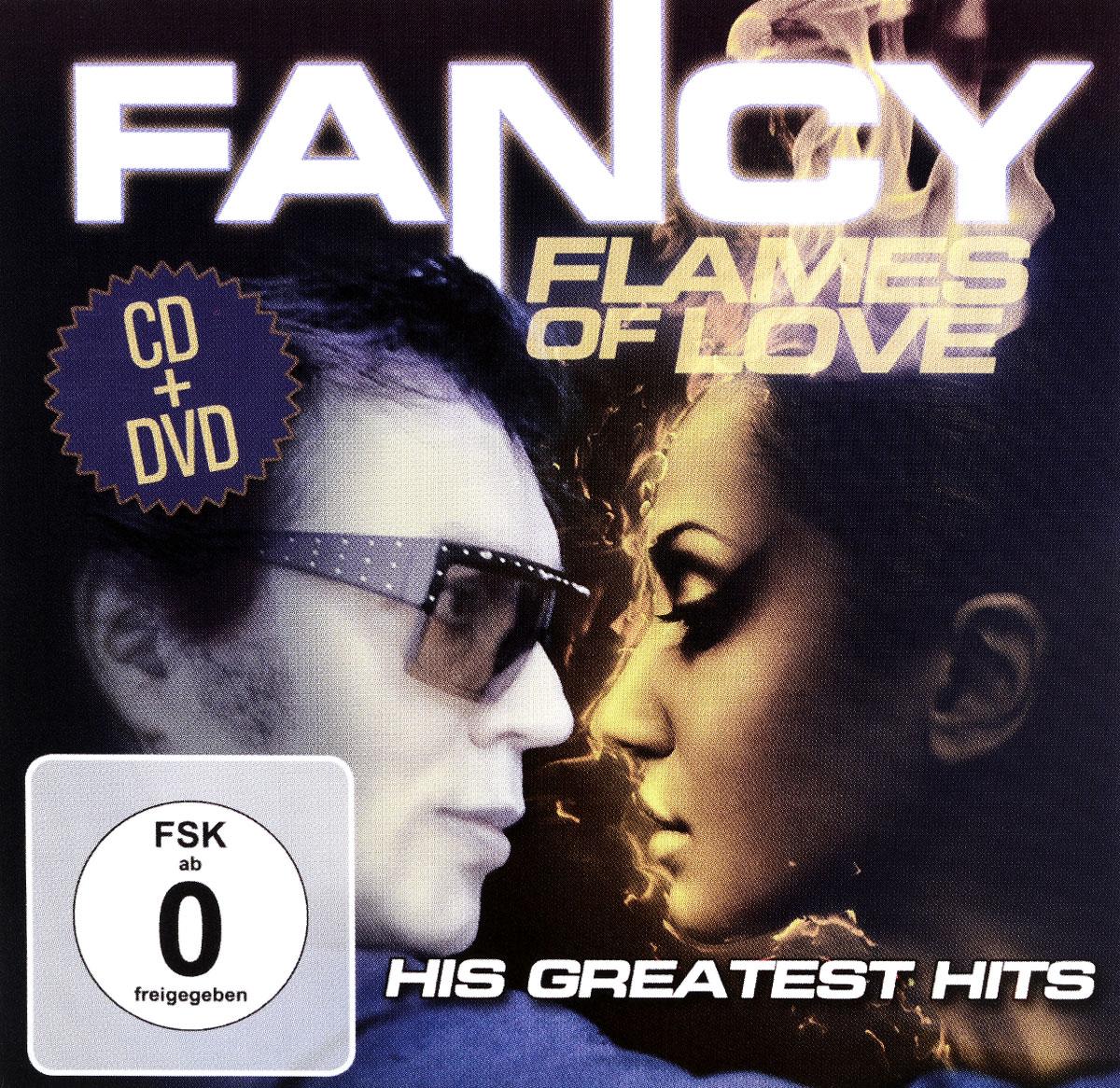 Fancy Fancy. Flames of Love. His Greatest Hits (CD+DVD) цена
