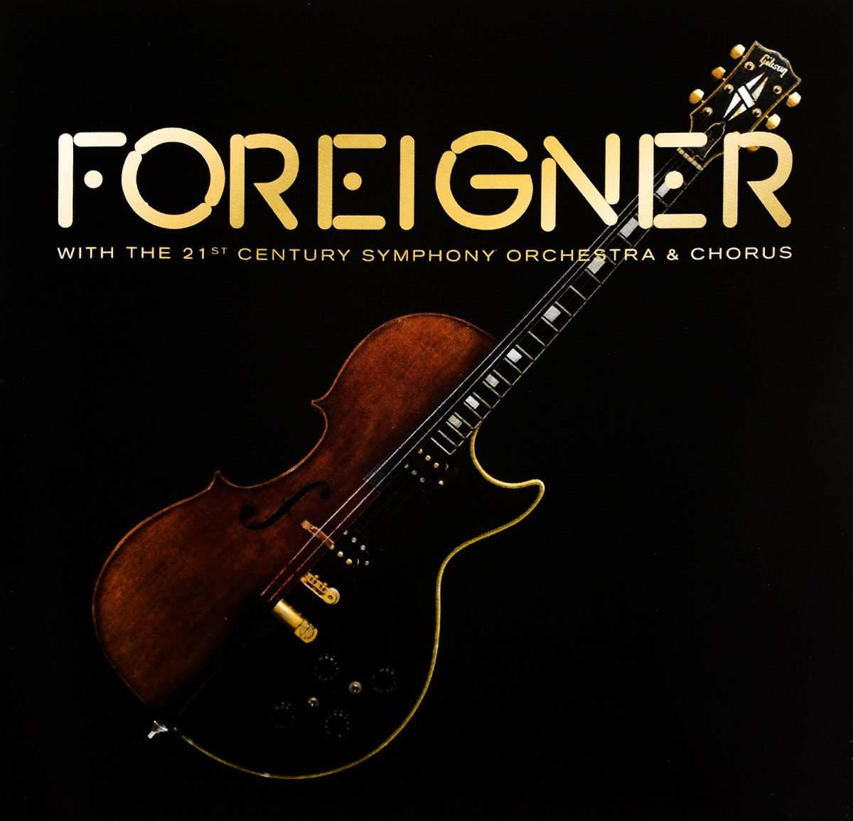 Foreigner Foreigner. With the 21st Century Symphony Orchestra & Chorus (CD) foreigner records