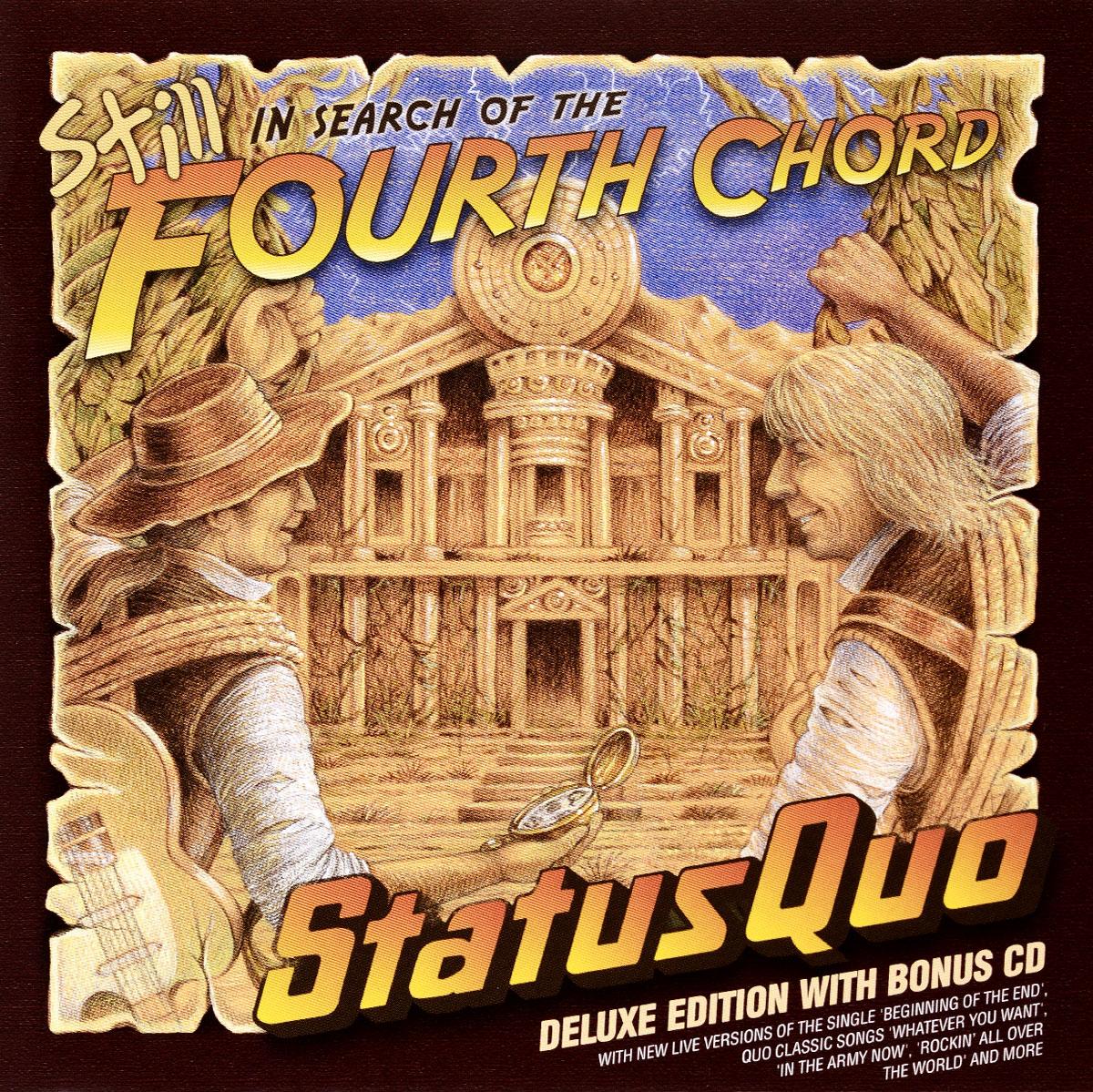 Status Quo Status Quo. Still In Search Of The (2 CD) status quo status quo hello deluxe edition 2 cd