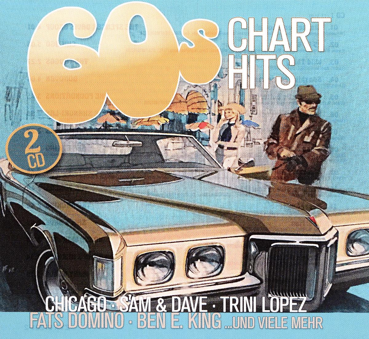 60s Chart Hits (2 CD) цена
