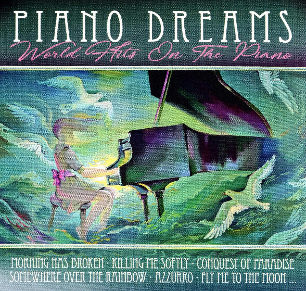 Various Artists. Piano Dreams (2 CD) various artists romantic piano adagios 2 cd