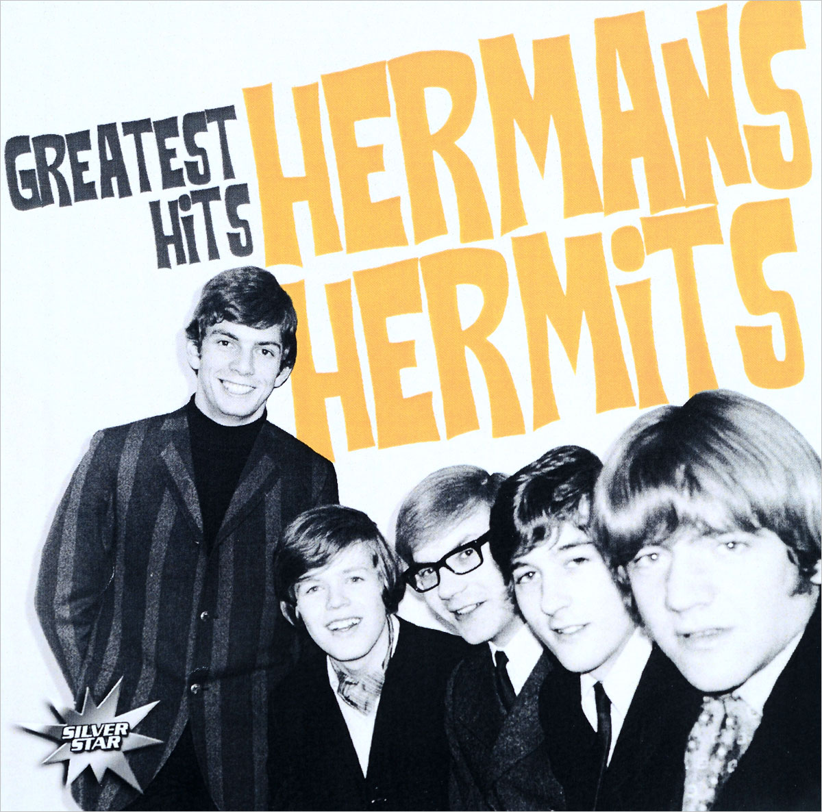 The Herman's Hermits Herman'S Hermits. Greatest Hits (CD) tama hh35w