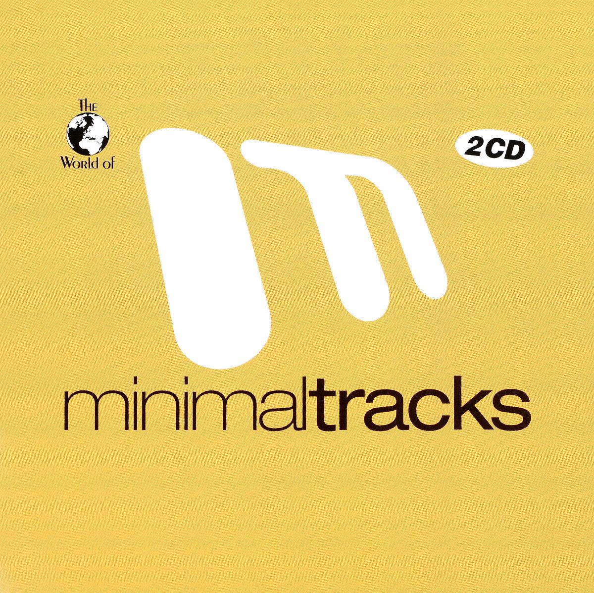 Фото - Various Artists. Minimal Tracks (2 CD) minimal house 2 cd