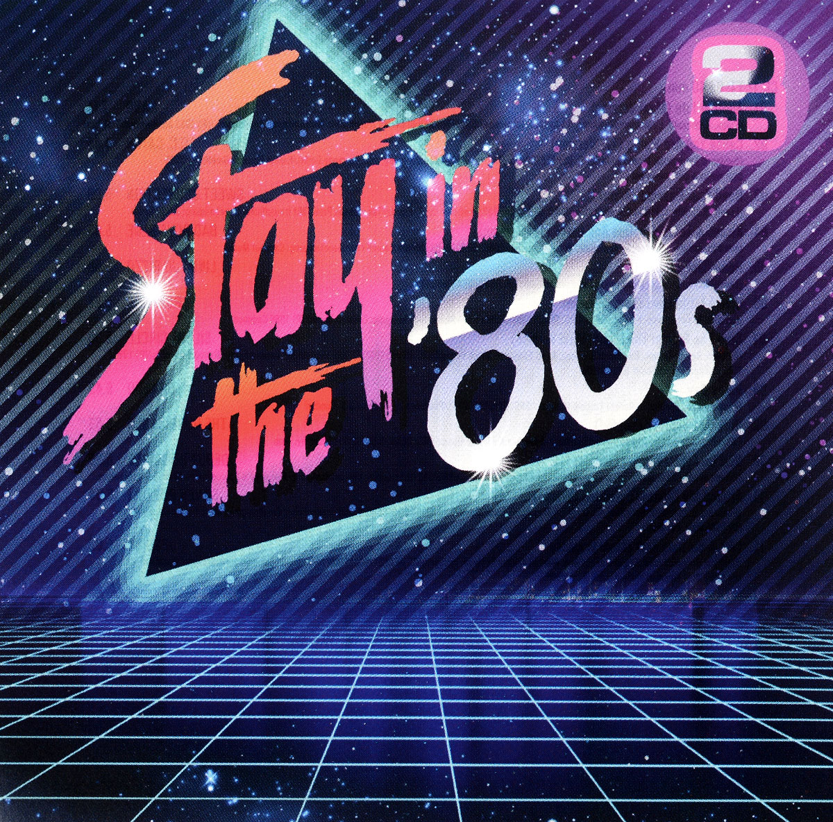Various Artists. Stay In The 80s (2 CD)