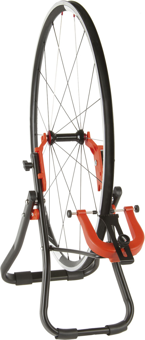 Стенд для ремонта, сборки и центровки велоколес SUPER B TB-PF25, 16-29 цена