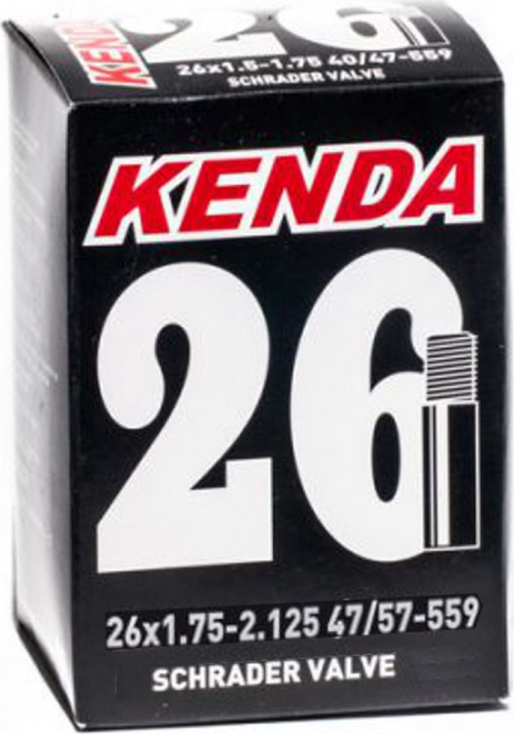 Камера 26x2.125 стандарт a/v