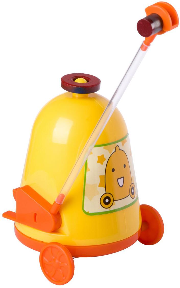 Bondibon Набор для опытов Французские опыты Науки с Буки Магнитный робот витамины содержащие железо