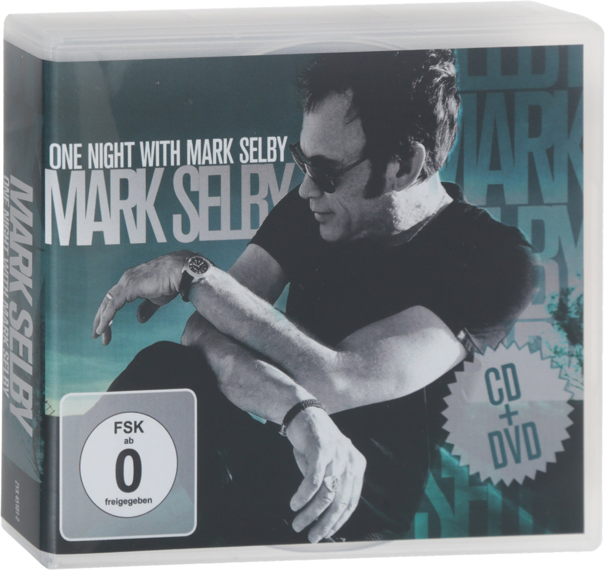 Марк Селби Mark Selby. One Night With (CD + DVD) mark chambers l cd and dvd recording for dummies