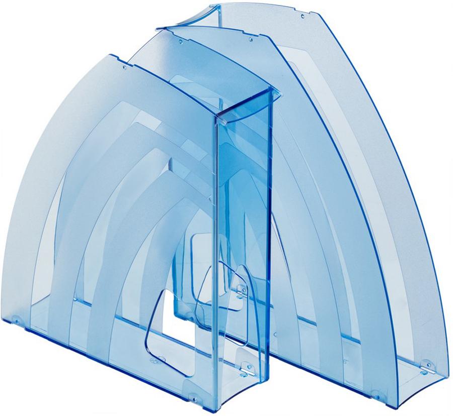 Attache Подставка для документов цвет синий 2 шт attache подставка для документов яркий офис вишня