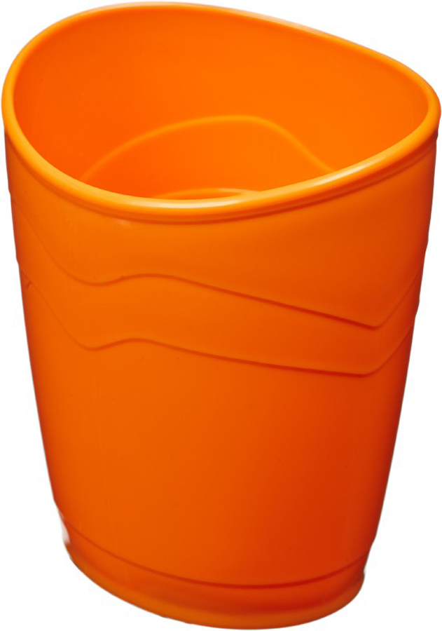 Attache Подставка для канцелярских принадлежностей Стакан Fantasy цвет оранжевый блокнот attache fantasy a6 80 листов orange 309371