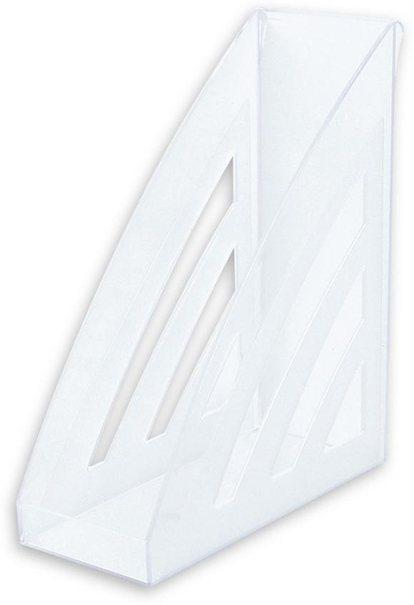 Attache Подставка для документов City цвет прозрачный attache подставка для документов яркий офис вишня