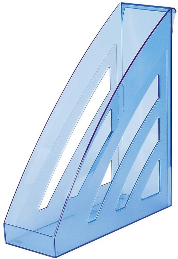 Attache Подставка для документов City цвет синий attache подставка для документов яркий офис вишня