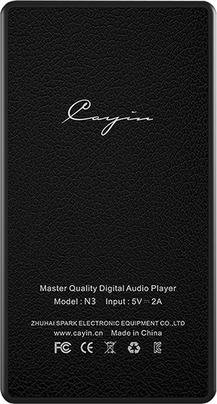 Cayin N3, Black MP3-плеер Cayin