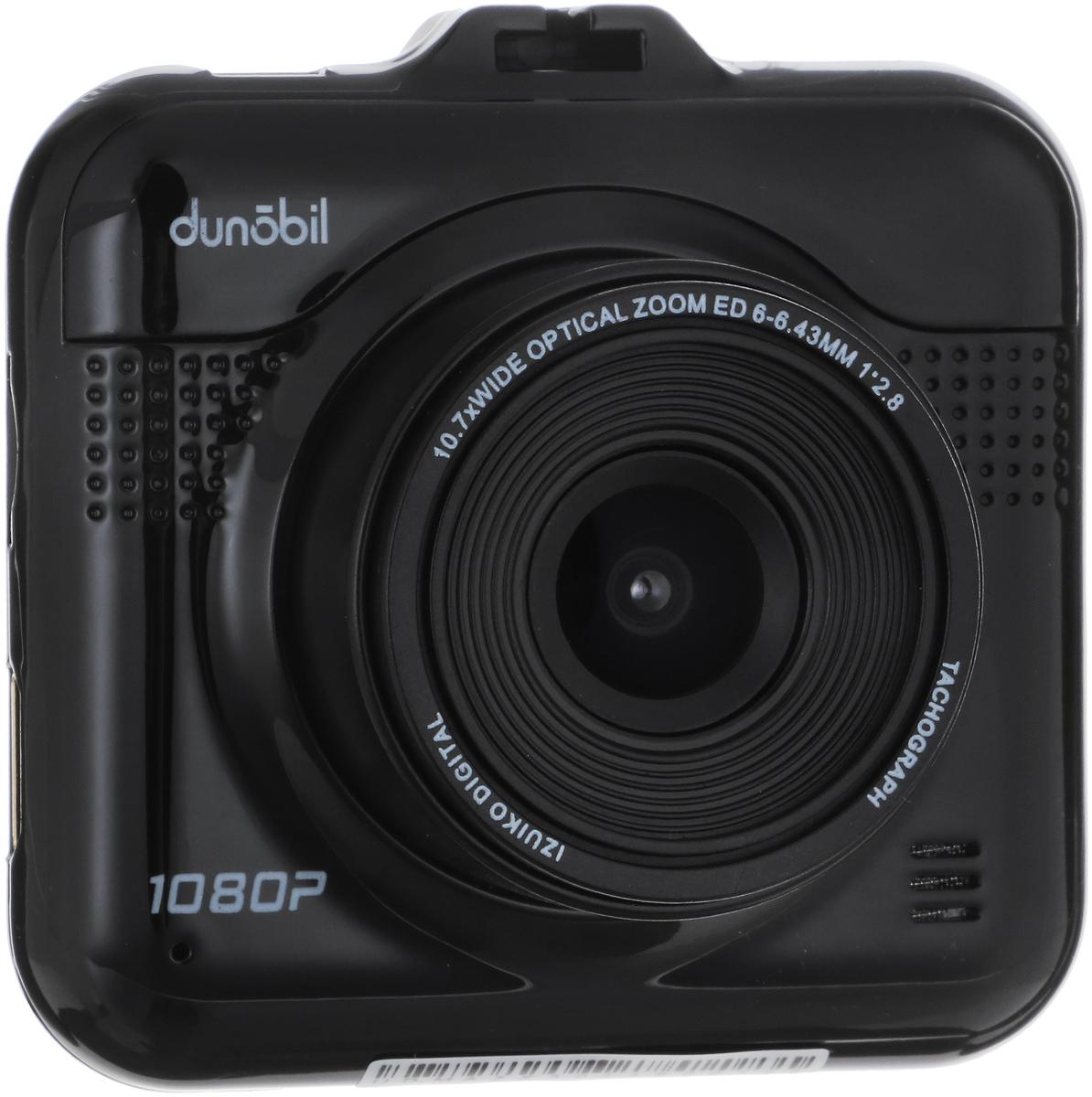 Dunobil Optim, Black видеорегистратор видеорегистратор dunobil optim