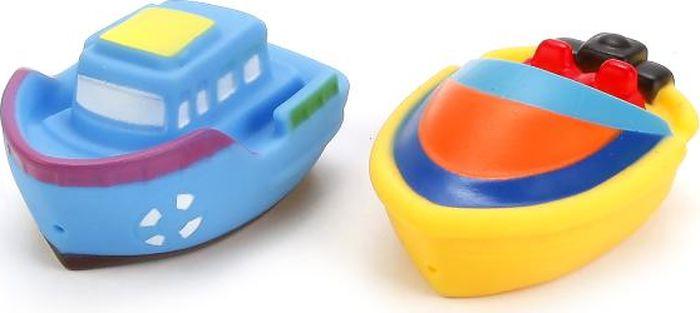 Играем вместе Набор игрушек для ванной Катер 2 шт B1593665 цена