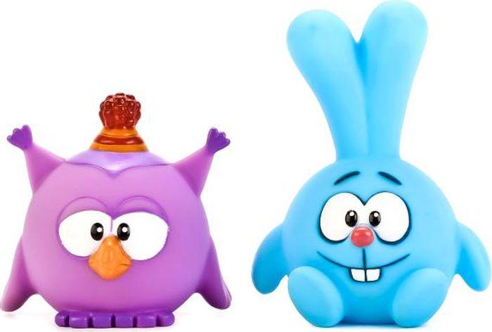 Играем вместе Набор игрушек для ванной Смешарики Крош Совунья LXS36-43 играем вместе набор игрушек для ванной белоснежка и гномы 3 шт