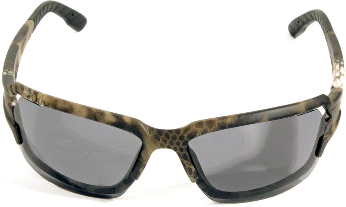 Очки поляризационные Woodland Hunter, цвет: коричневый поляризационные очки guideline viewfinder copper