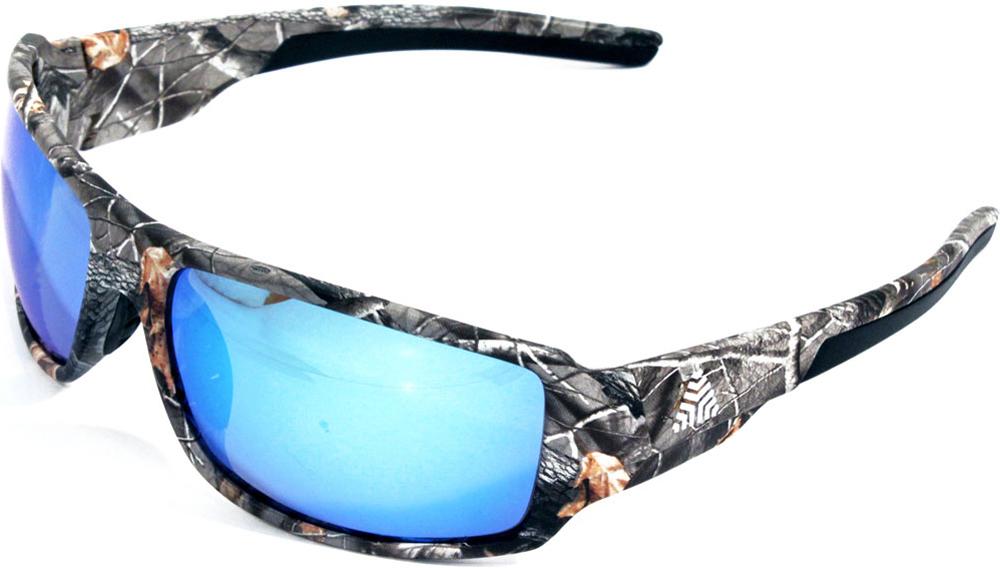 Очки поляризационные Woodland Storm, цвет: серый поляризационные очки guideline viewfinder copper