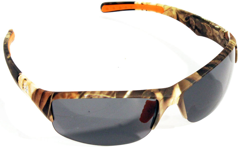 Очки поляризационные Woodland Armada, цвет: коричневый поляризационные очки guideline viewfinder copper