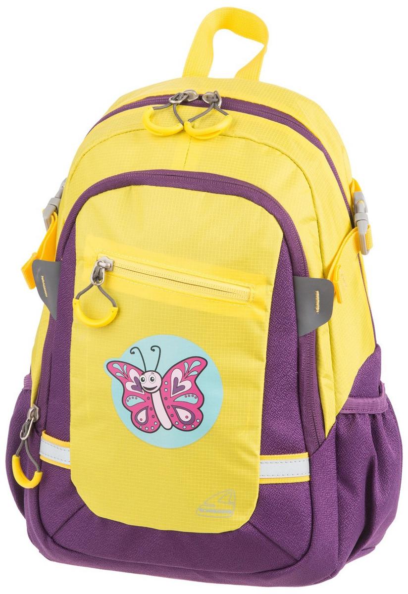 цена Schneiders Рюкзак Walker Kids Backpack Little Butterfly онлайн в 2017 году