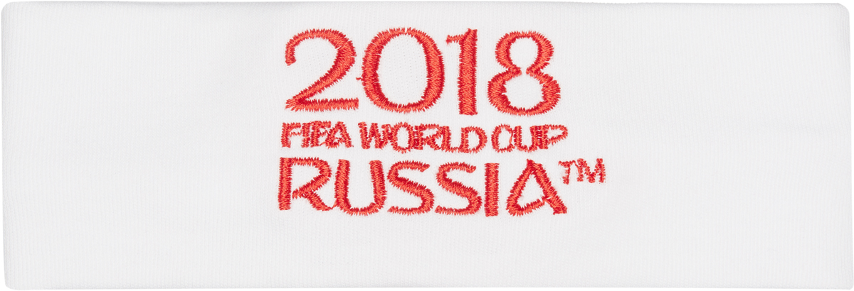Бандана FIFA World Cup Russia конфитрейд официальная продукция 2018 fifa world cup гематоген детский 25 г