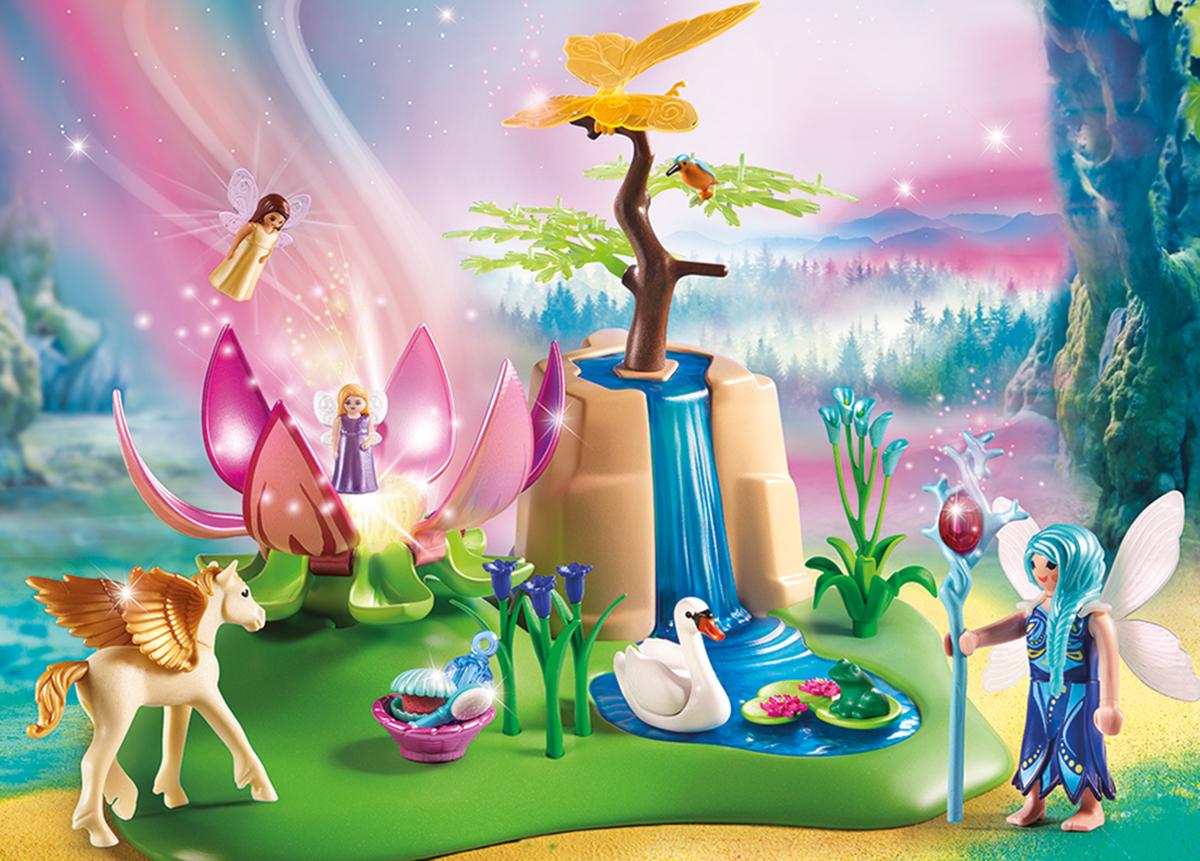 Playmobil Игровой набор Феи Глен - мистическая фея