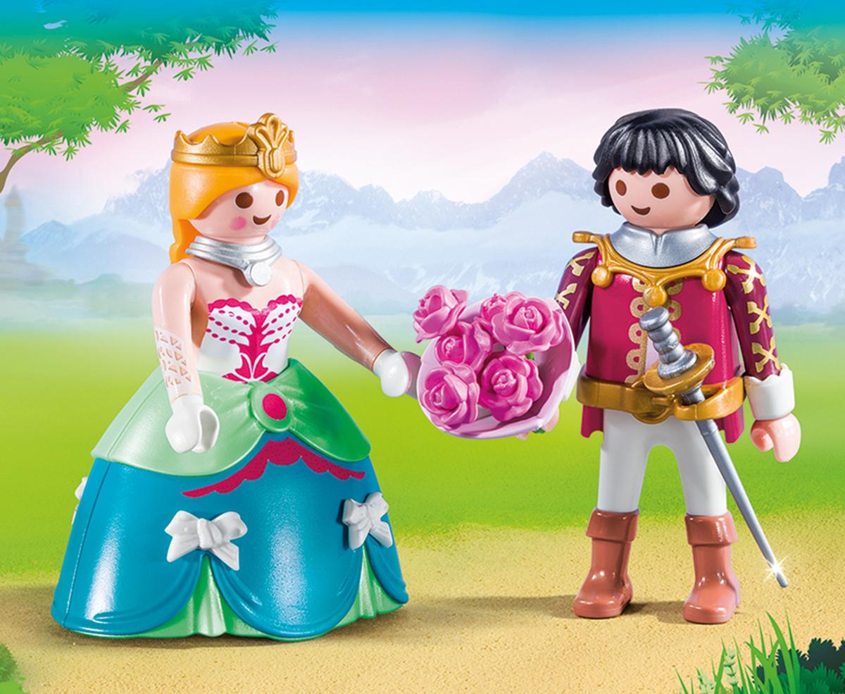 Playmobil Игровой набор Дуо Принц и принцесса
