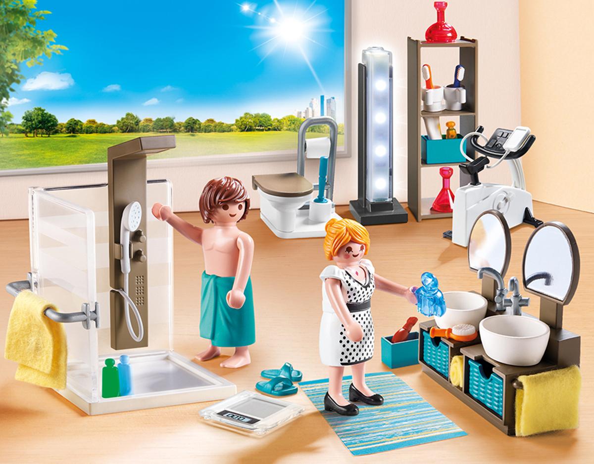 Playmobil Игровой набор Кукольный дом Ванная