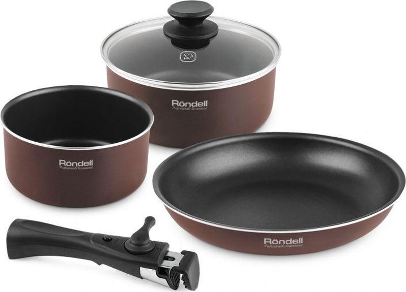 """Набор посуды Rondell """"Kortado"""", 5 предметов. 1012-RDA"""