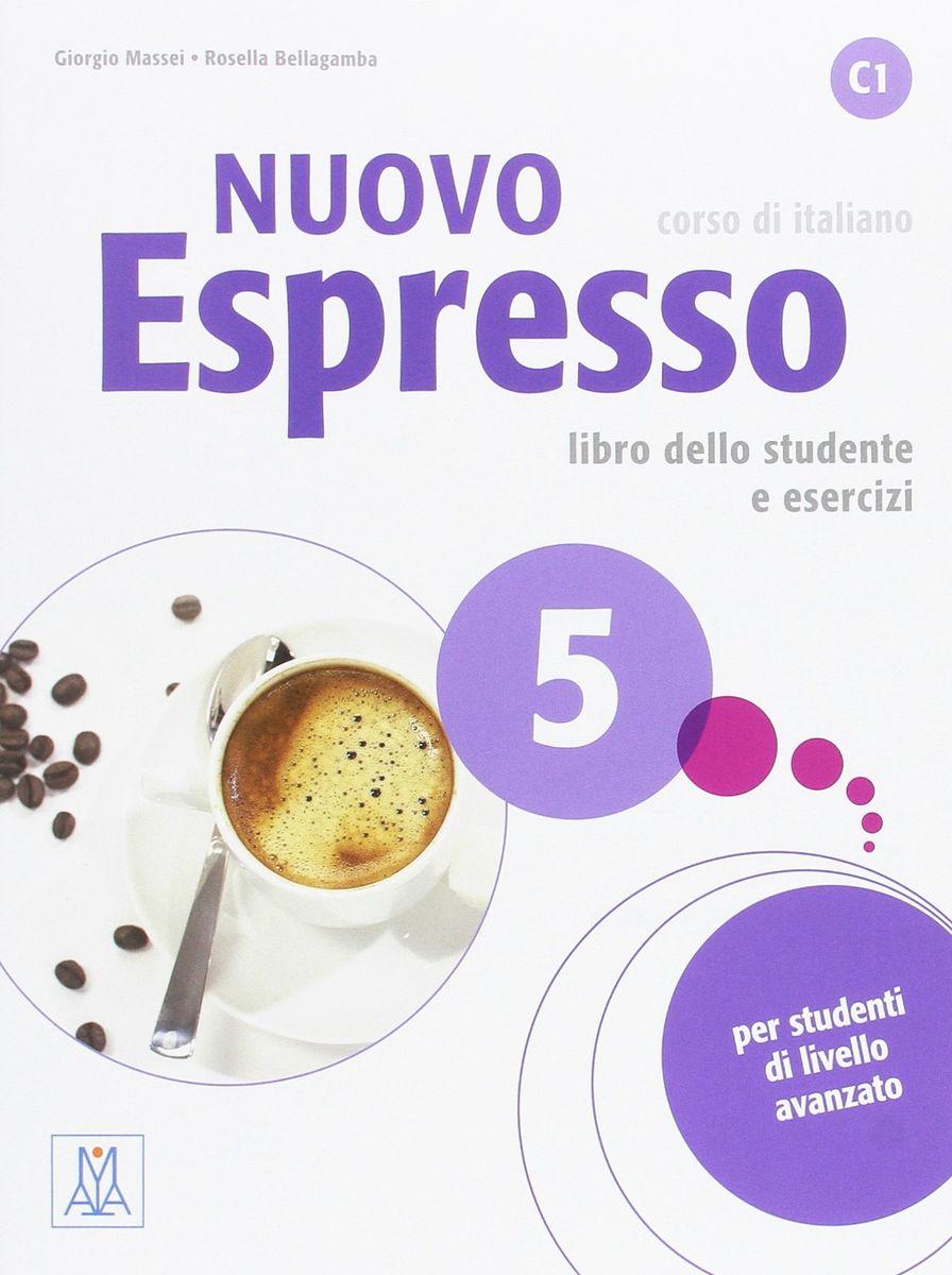 Nuovo Espresso: Libro studente (+ audio CD) nuovo espresso 1 libro dello studente e esercizi corso di italiano dvd rom