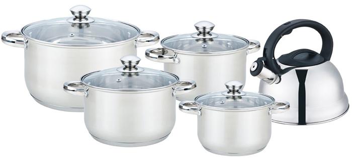 """Набор посуды Bekker """"Jumbo"""". BK-202"""