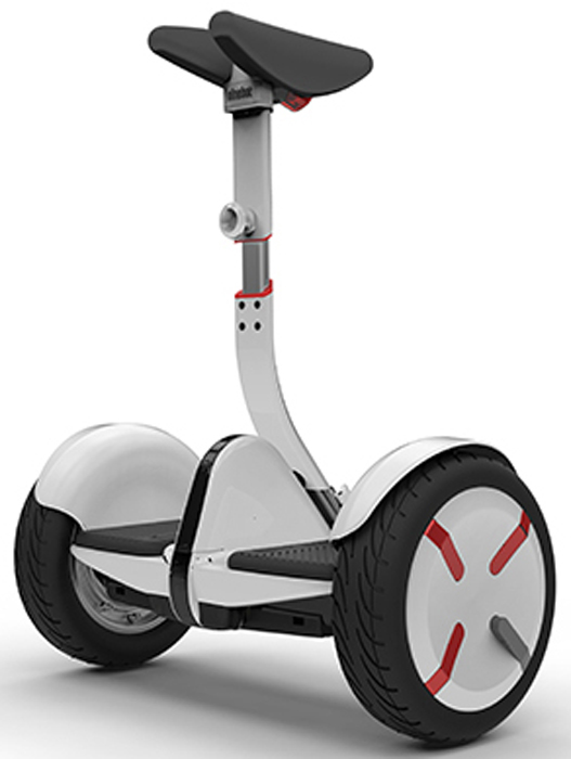 Гироскутер Ninebot by Segway MiniPRO 320, цвет: белый гироскутер ninebot by segway гироскутер ninebot by segway minipro 320 black with red