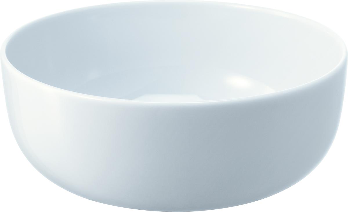 Набор мисок LSA Dine, цвет: белый, диаметр 15 см, 4 шт сахарница lsa dine цвет белый
