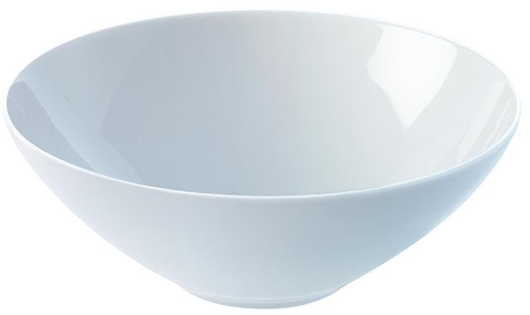 Набор мисок LSA Dine, цвет: белый, диаметр 18 см, 4 шт сахарница lsa dine цвет белый