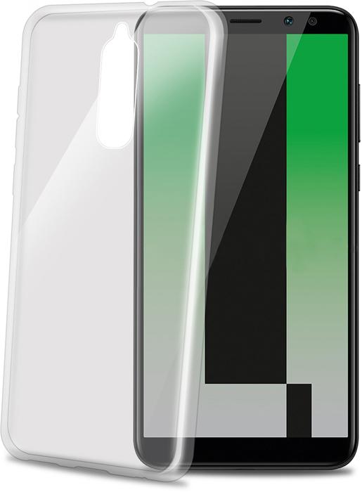 Celly Gelskin чехол для Huawei Nova 2I, Transparent цена и фото