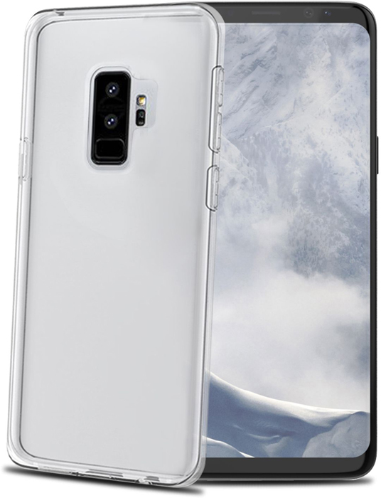 Celly Gelskin чехол для Samsung Galaxy S9+, Transparent