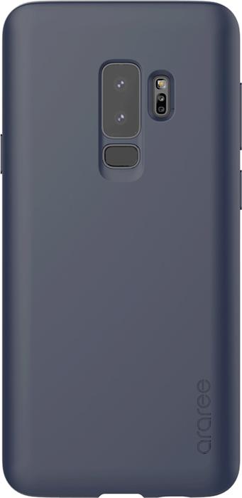 Araree Airfit чехол для Samsung Galaxy S9+, Dark Blue